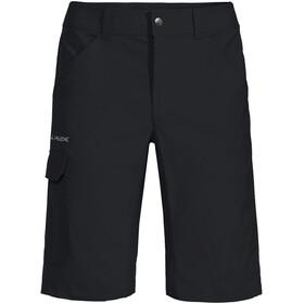 VAUDE Skarvan II Spodnie krótkie Mężczyźni czarny
